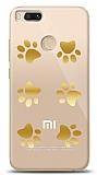 Xiaomi Mi 5X / Mi A1 Gold Patiler Kılıf