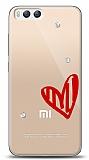 Xiaomi Mi 6 3 Taş Love Kılıf