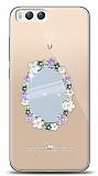 Xiaomi Mi 6 Çiçekli Aynalı Taşlı Kılıf