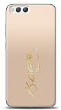 Xiaomi Mi 6 Gold Atatürk İmza Kılıf
