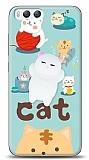 Xiaomi Mi 6 Üç Boyutlu Sevimli Kedi Kılıf