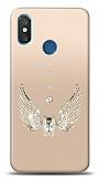 Xiaomi Mi 8 Angel Death Taşlı Kılıf