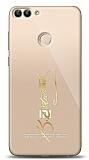 Xiaomi Mi 8 Lite Gold Atatürk İmza Kılıf