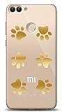 Xiaomi Mi 8 Lite Gold Patiler Kılıf