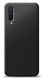 Xiaomi Mi 9 Lite Siyah Mat Silikon Kılıf