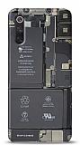 Xiaomi Mi 9 SE Devre Resimli Kılıf