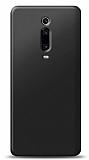 Xiaomi Mi 9T Siyah Mat Silikon Kılıf