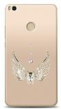 Xiaomi Mi Max 2 Angel Death Taşlı Kılıf