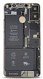 Xiaomi Mi Max 2 Devre Resimli Kılıf