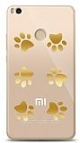 Xiaomi Mi Max 2 Gold Patiler Kılıf
