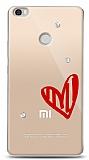Xiaomi Mi Max 3 Taş Love Kılıf