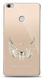 Xiaomi Mi Max Angel Death Taşlı Kılıf