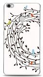 Xiaomi Mi Max Bird Circle Kılıf
