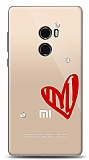 Xiaomi Mi Mix 2 3 Taş Love Kılıf