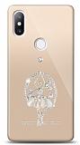 Xiaomi Mi Mix 2s Balerin Taşlı Kılıf