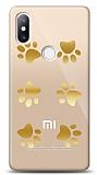 Xiaomi Mi Mix 2s Gold Patiler Kılıf