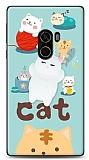Xiaomi Mi Mix Üç Boyutlu Sevimli Kedi Kılıf