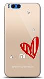 Xiaomi Mi Note 3 3 Taş Love Kılıf