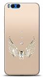 Xiaomi Mi Note 3 Angel Death Taşlı Kılıf