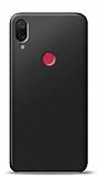 Xiaomi Mi Play Siyah Mat Silikon Kılıf