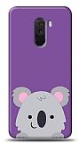 Xiaomi Pocophone F1 Koala Resimli Kılıf