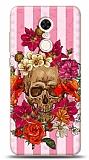 Xiaomi Redmi 5 Plus Roses Skull 2 Kılıf