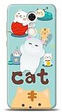 Xiaomi Redmi 5 Üç Boyutlu Sevimli Kedi Kılıf