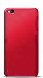 Xiaomi Redmi Go Kırmızı Mat Silikon Kılıf