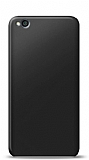Xiaomi Redmi Go Siyah Mat Silikon Kılıf