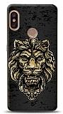 Xiaomi Redmi Note 5 Pro Gold Lion Kılıf