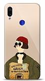 Xiaomi Redmi Note 7 Leon Mathilda Resimli Kılıf
