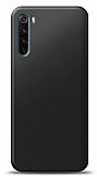 Xiaomi Redmi Note 8T Siyah Mat Silikon Kılıf