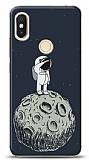 Xiaomi Redmi S2 Astronot Resimli Kılıf
