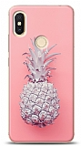 Xiaomi Redmi S2 Pink Ananas Kılıf