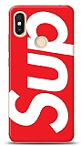 Xiaomi Redmi S2 Supreme Kırmızı Kılıf