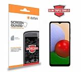 Dafoni Samsung Galaxy A02 Slim Triple Shield Ekran Koruyucu
