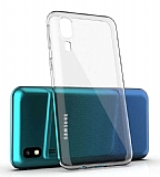 Samsung Galaxy A2 Core Ultra İnce Şeffaf Silikon Kılıf
