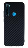 Xiaomi Redmi Note 8 Karbon Siyah Silikon Kılıf