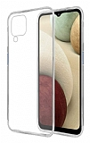 Samsung Galaxy A22 4G Ultra İnce Şeffaf Silikon Kılıf