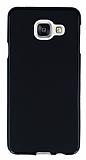Samsung Galaxy A3 2016 Siyah Silikon Kılıf
