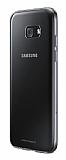 Samsung Galaxy A3 2017 Orjinal Şeffaf Silikon Kılıf
