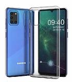 Samsung Galaxy A31 Ultra İnce Şeffaf Silikon Kılıf