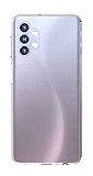 Samsung Galaxy A32 5G Ultra İnce Şeffaf Silikon Kılıf