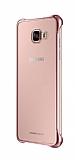 Samsung Galaxy A5 2016 Orjinal Rose Gold Kristal Kılıf