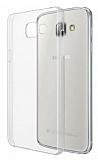 Samsung Galaxy A5 2016 Şeffaf Kristal Kılıf
