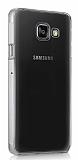 Samsung Galaxy A3 2016 Tam Koruma Şeffaf Kristal Kılıf
