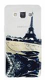 Samsung Galaxy A5 Eiffel Ultra İnce Silikon Kılıf
