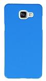 Samsung Galaxy A7 2016 Mavi Silikon Kılıf