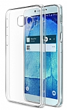 Samsung Galaxy A7 2017 Şeffaf Kristal Kılıf