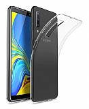 Samsung Galaxy A7 2018 Ultra İnce Şeffaf Silikon Kılıf